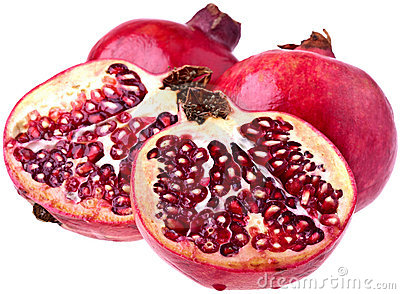 Perfect Pomegranates