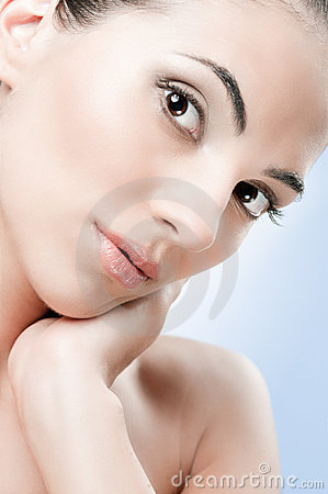 Free Perfect Skin And Beauty Royalty Free Stock Photography - 18267727