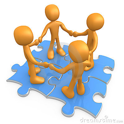 Perfect Teamwork