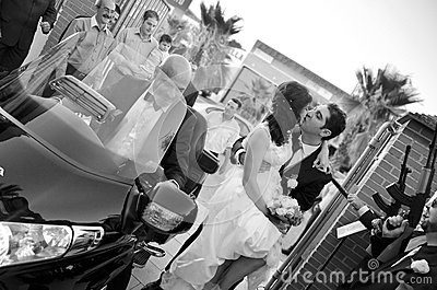 Performance weddings Editorial Image