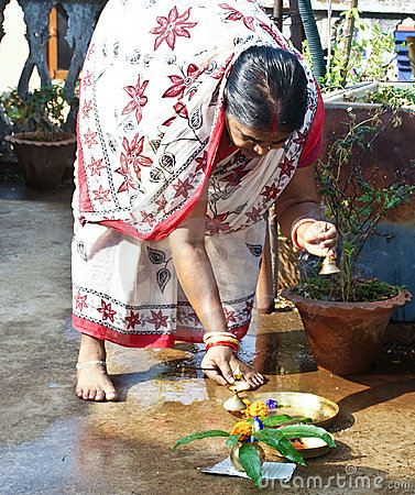 Performing Odisa festival Samba Dashami in India Editorial Stock Photo