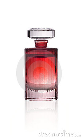 Free Perfume Bottle 01 Stock Photography - 8577542