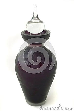 Free Perfume Bottle Stock Photography - 9974982