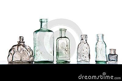 Perfumer bottles