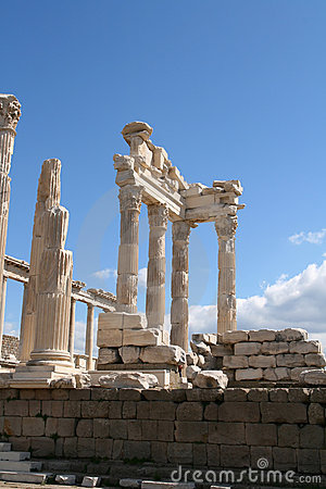 Pergamon Photos stock - Image: 12271893