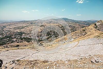 Pergamon Amphiteater