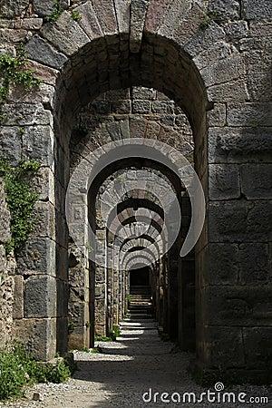 Pergamon Archway