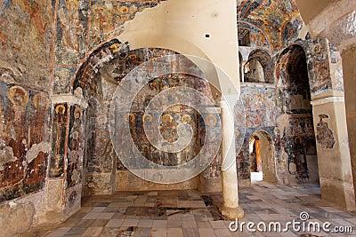 Peribletos Byzantine Monastery Mystras