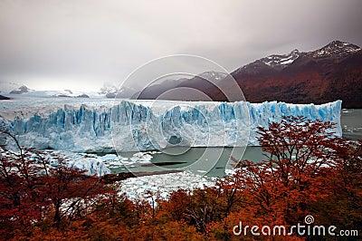 Perito moreno ледника