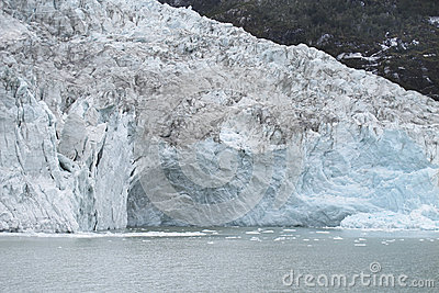 Perito Moreno glacier tongue. Argentina. South america