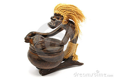 Perkusista afrykańskiej