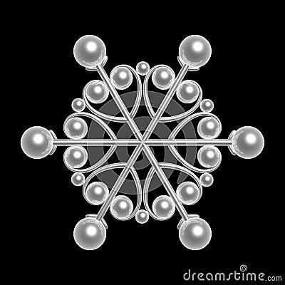 Perlenflocke