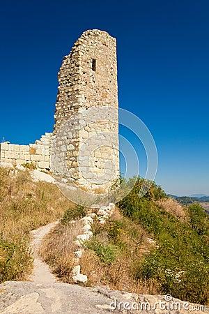 Free Perperikon Watchtower Royalty Free Stock Photos - 16453098