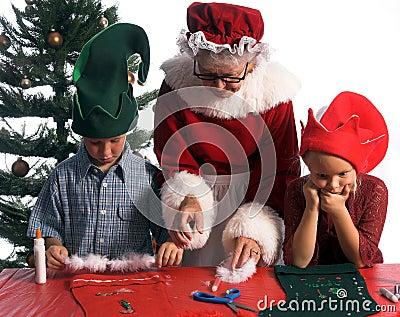 Perplexed Elf