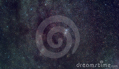 Perseus stars space