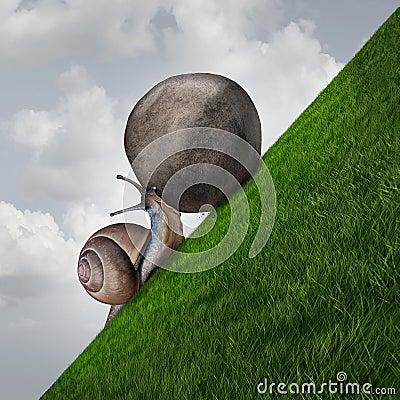 Follow Your Dreams Clipart Perseverance Stock Ill...
