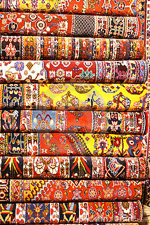 Free Persian Carpets Stock Photo - 14033040
