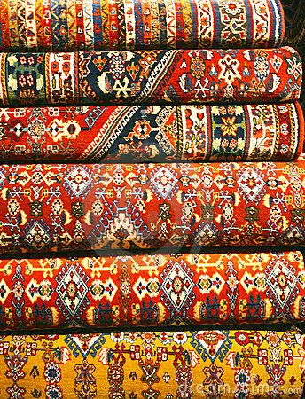 Free Persian Carpets Stock Images - 14033064