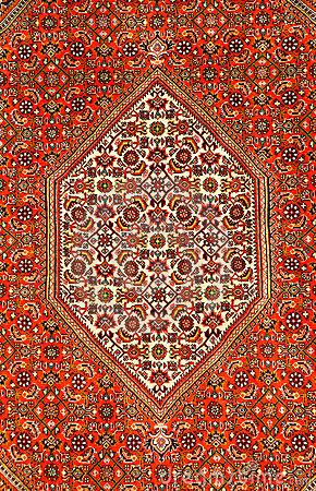 Free Persian Carpets Royalty Free Stock Photo - 3847405
