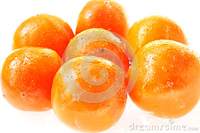 Persimmon fruits