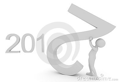 Person creating dates 2012
