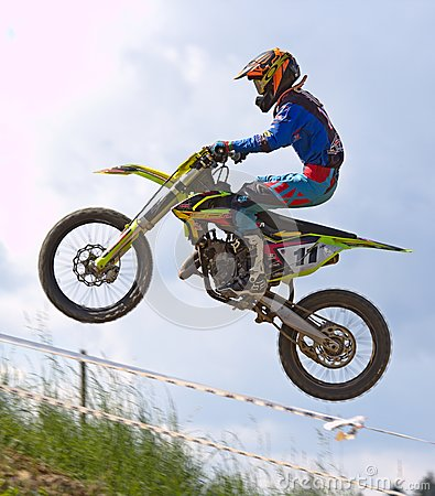 Person Doing Stunt In Motocross Dirt Bike Free Public Domain Cc0 Image