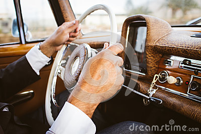 Person Holding A Steering Wheel Holding A Car Free Public Domain Cc0 Image