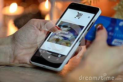 Person Using Black And White Smartphone And Holding Blue Card Free Public Domain Cc0 Image