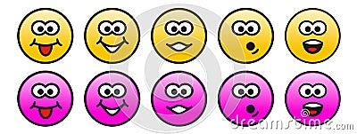 Personage emotions