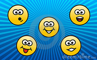Personages emotions