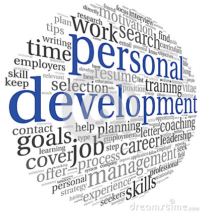 Personal Development In Tag Cloud Royalty Free Stock Image - Image .