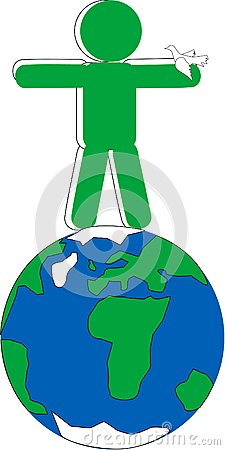 Persons globe