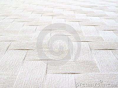 Perspective Basket weave pattern