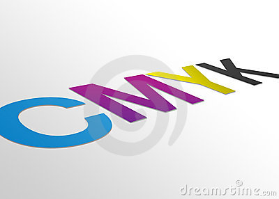 Perspective CMYK Sign