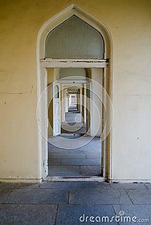 Perspective, doors