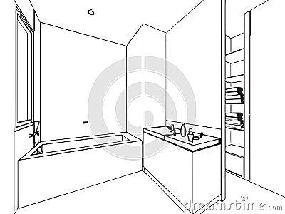 Croquis dessin maison ~ Solutions pour la décoration intérieure de ...