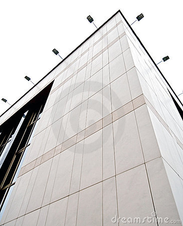 Free Perspective View Of Corporate Building Stock Photography - 8194152
