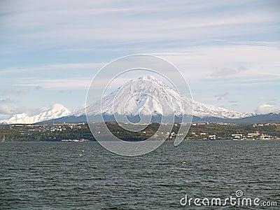 Perspectives of Koryaksky volcano 7