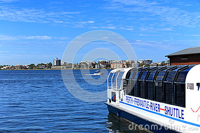 Perth, Western Australia Editorial Stock Image