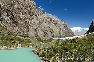 Peru, Cordillera Blanca