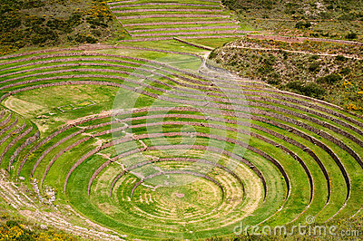 Peru, Laboratory of agriculture of the Incas
