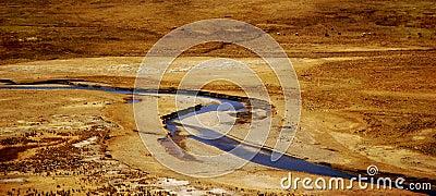 Peruanischer Fluss