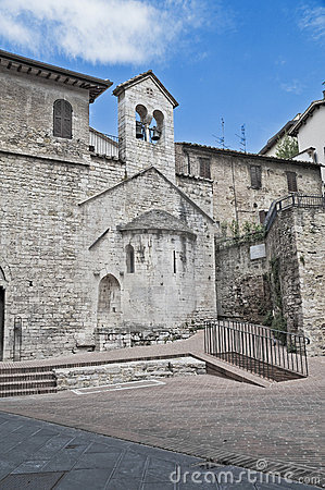 Free Perugia Church. Umbria. Stock Photo - 15681530
