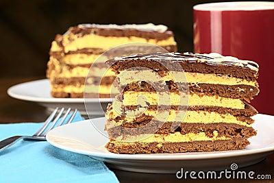 Peruvian Lucuma Cake
