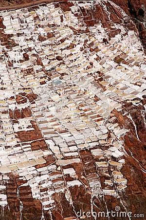Peruvian Salt Mine