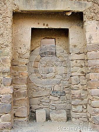 Peruvian Stonework