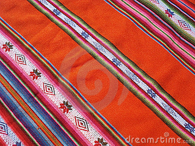 Peruvian textil