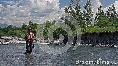 Pesca con mosca 4 metrajes