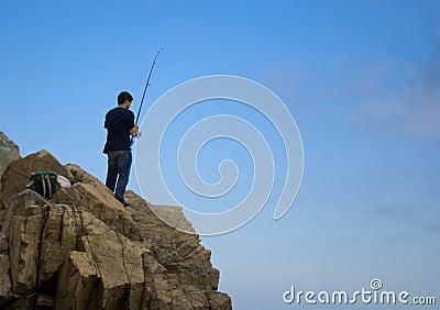 Pesca de la afición
