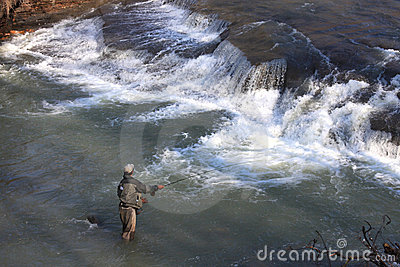 Pesca de mosca